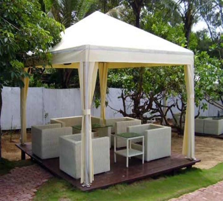 Backyard Gazebo 6
