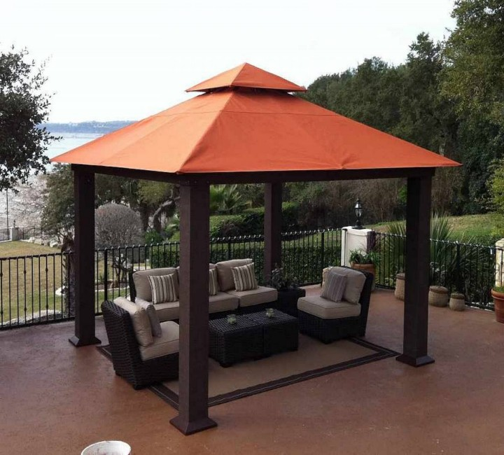 Backyard Gazebo 7