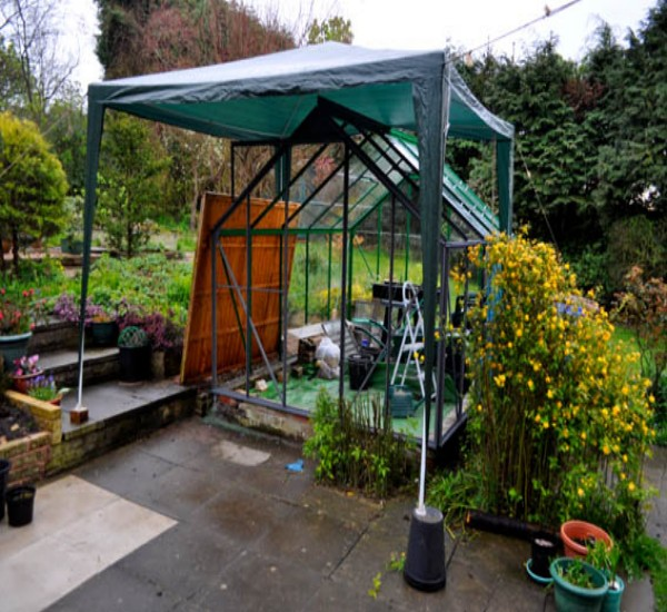 Gazebos For Indoor Plants
