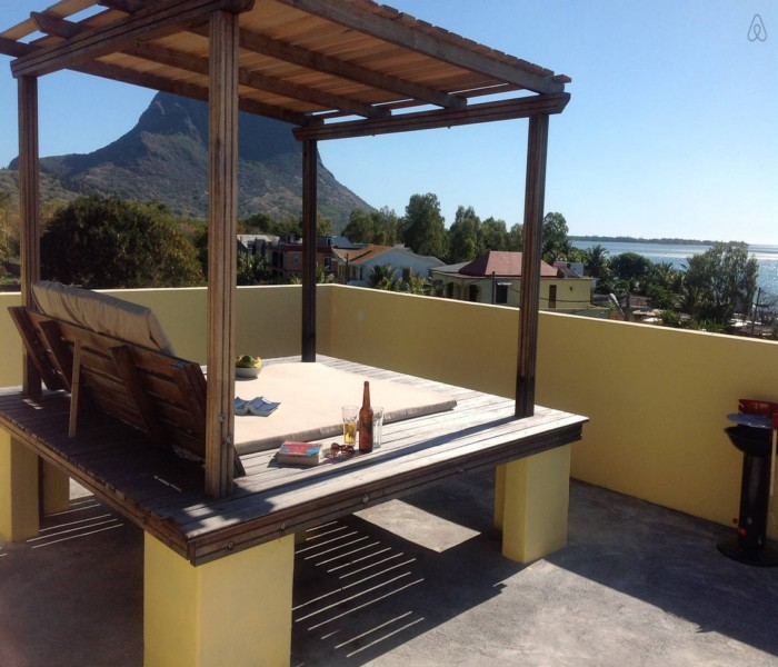 Rooftop Pergolas 5