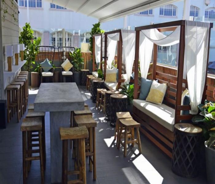Rooftop Pergolas 7