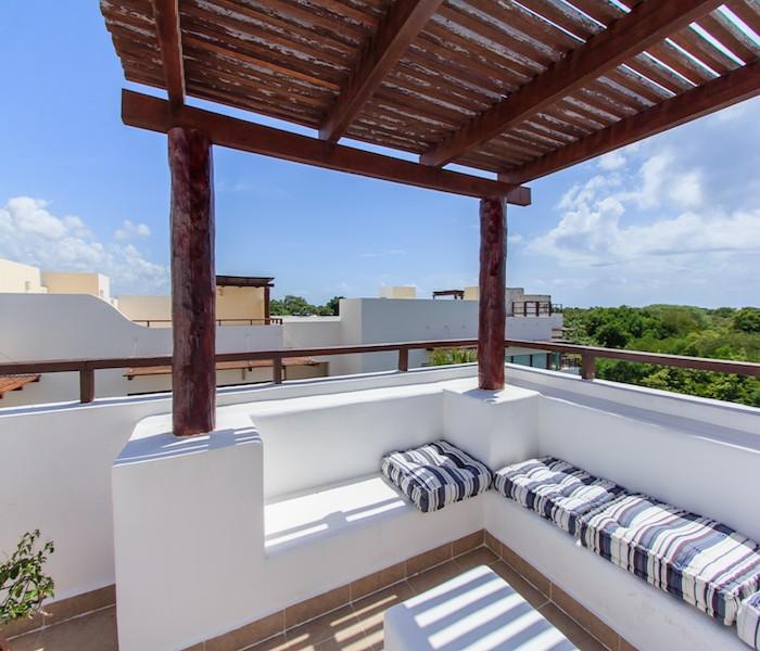 Rooftop Pergolas 8