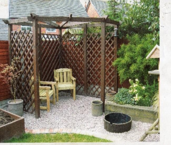 Garden Pergola 10