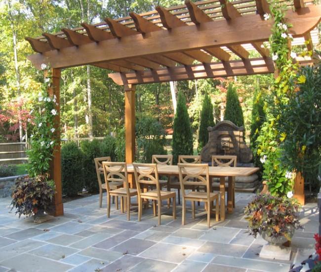 Garden Pergola 2