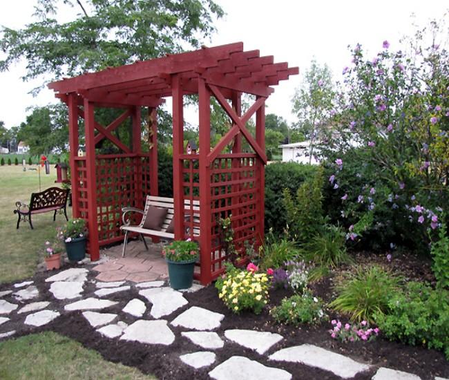 Garden Pergola 3