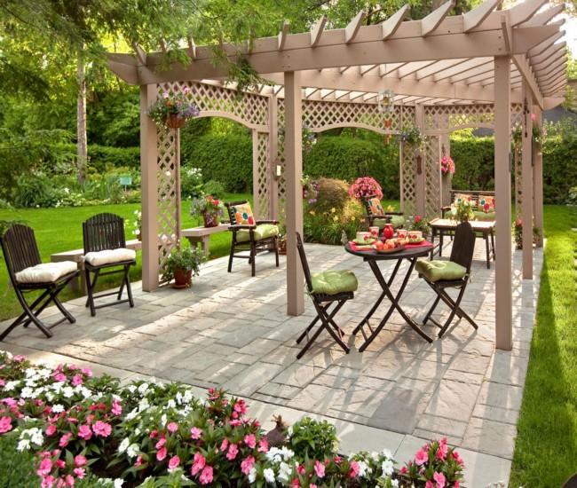 Garden Pergola 4