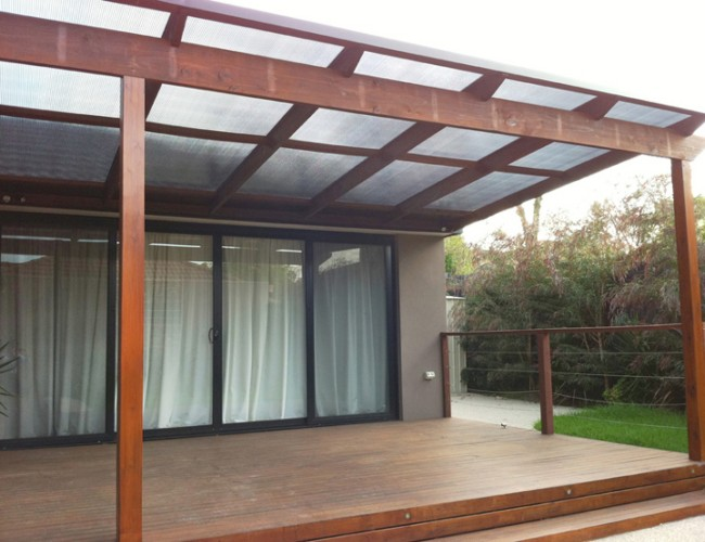 Various Pergola Roof Ideas 3