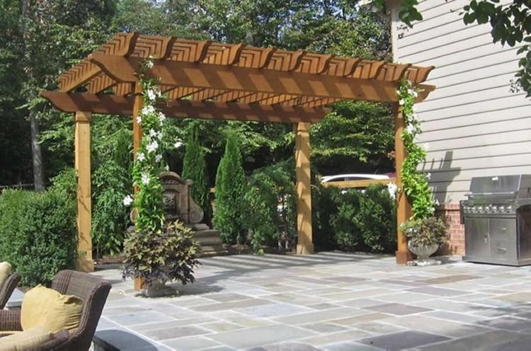 Garden Pergola Designs 10