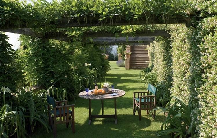 Garden Pergola Designs 11