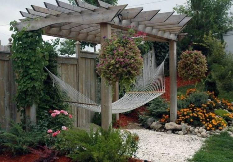 Garden Pergola Designs 12