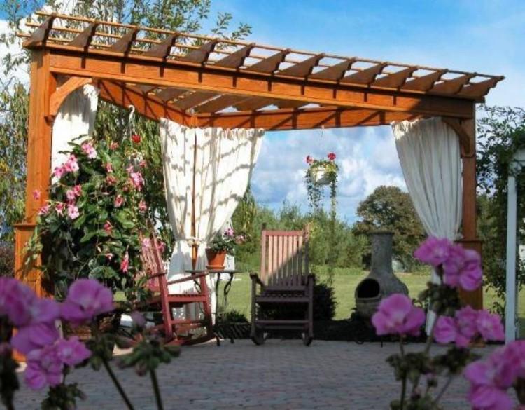 Garden Pergola Designs 19