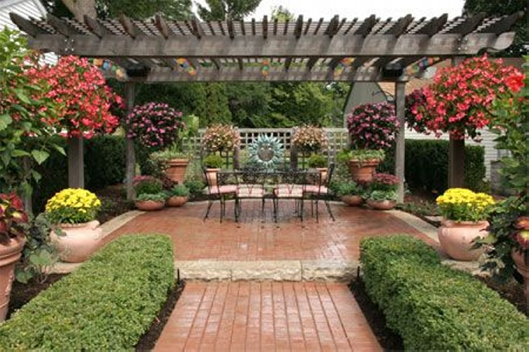 Garden Pergola Designs 6