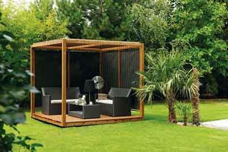 Garden Pergola Designs 7