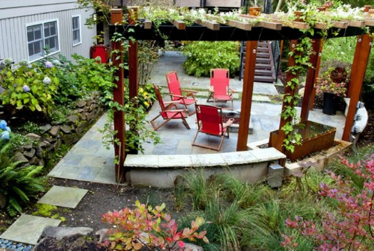 Garden Pergola Designs 9