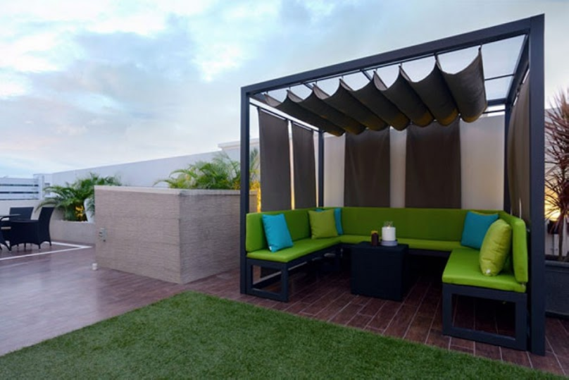 Covered Pergola 10