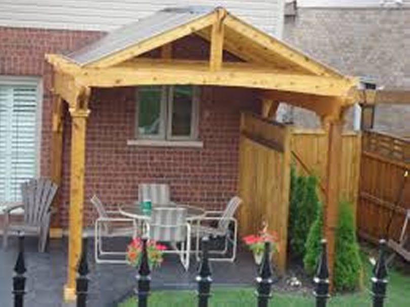 Covered Pergola 4