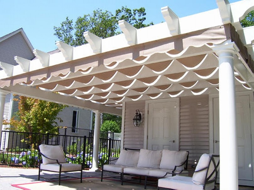 Covered Pergola 9