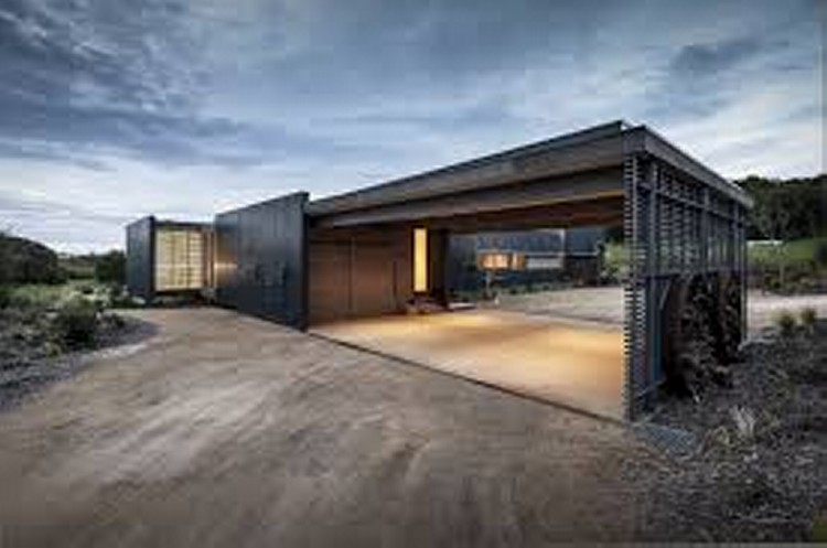 Garage Pergola 6