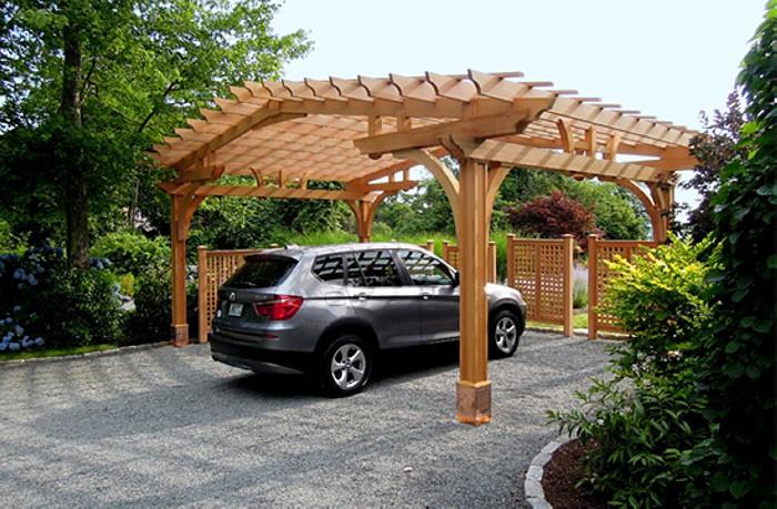 Carport Arbor Designs 2