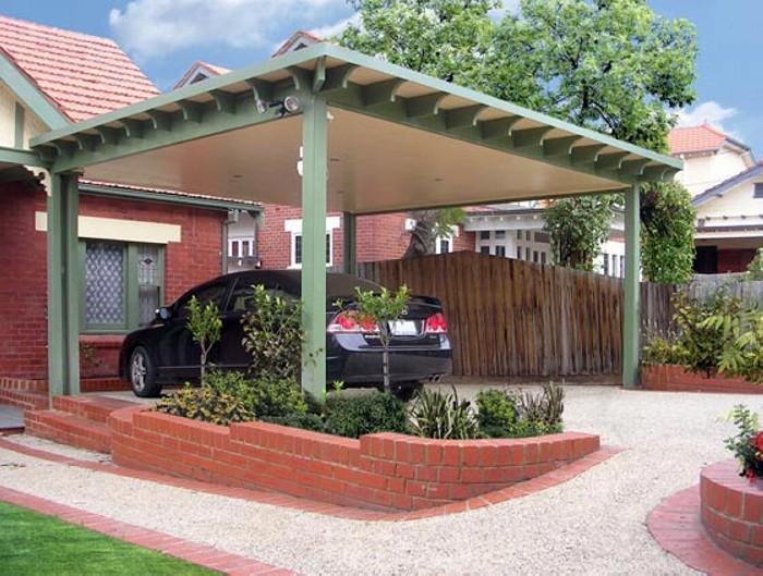 Carport Arbor Designs 3