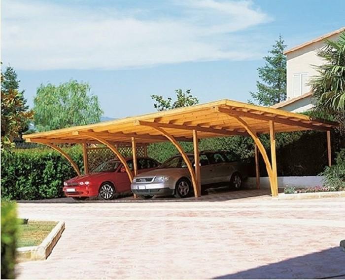 Carport Arbor Designs 7