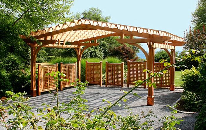 Carport Arbor Designs 8