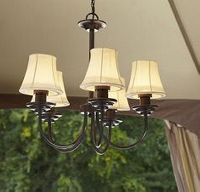 Outdoor Chandeliers for Gazebos 5