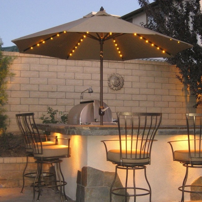 Outdoor Chandeliers for Gazebos 9
