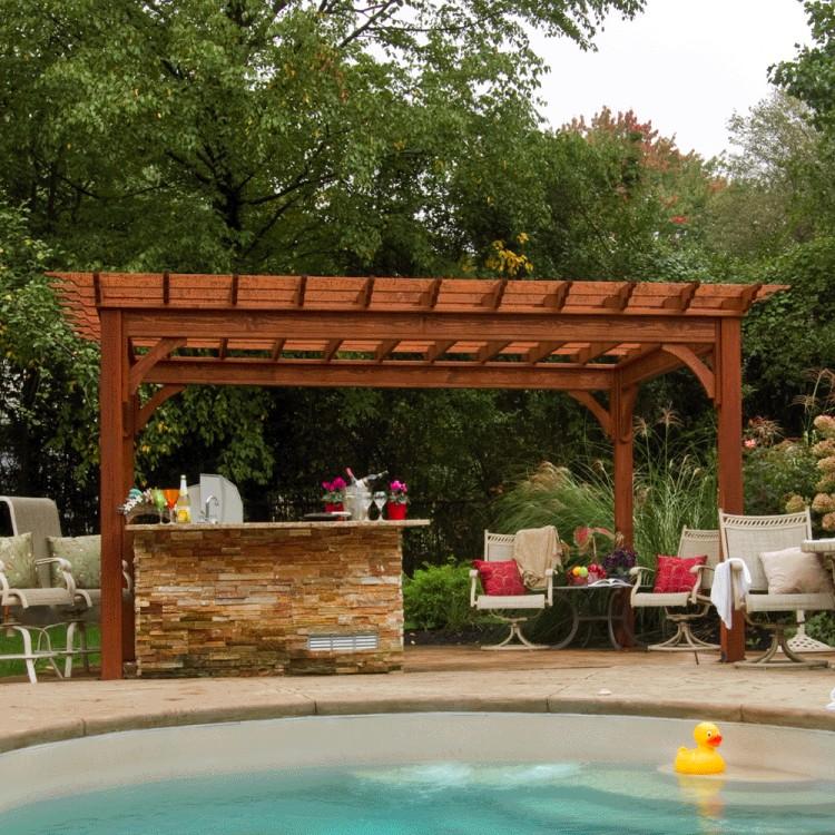 Unique Pool Pergolas 3