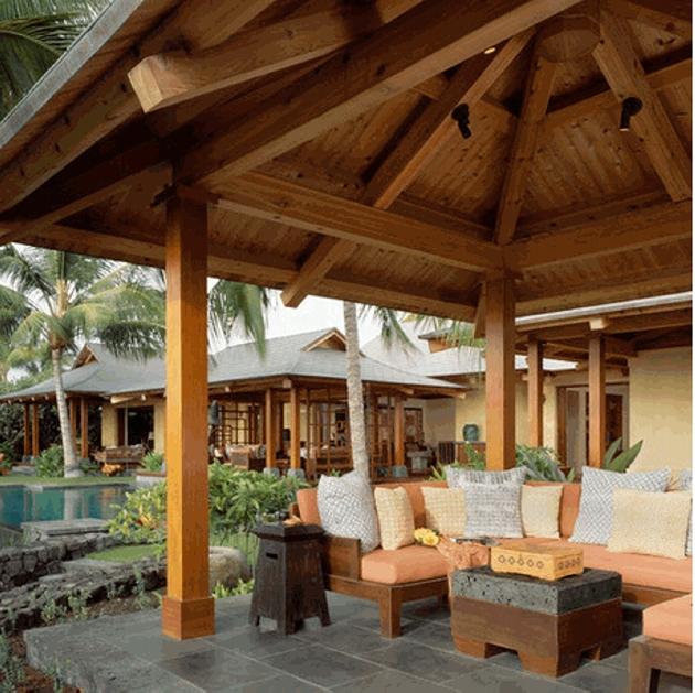 Gazebo Roof Design Ideas 8