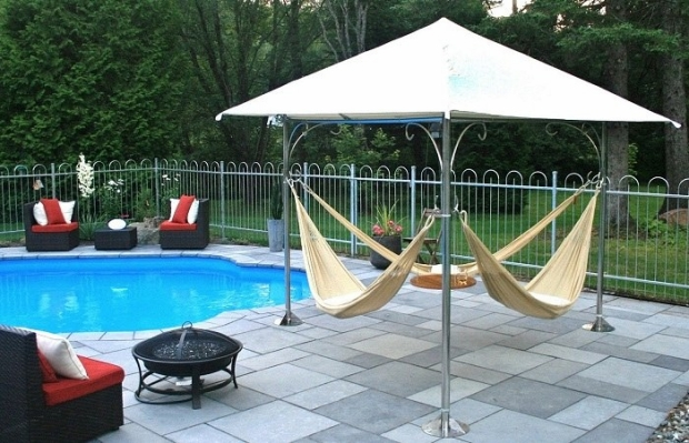 Ideas for Your Patio Hammock Gazebo