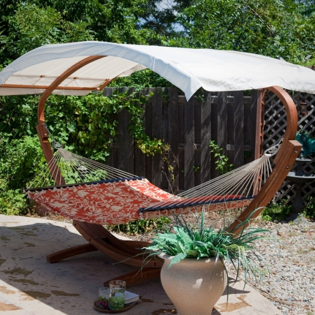 Patio Hammock Gazebo 3