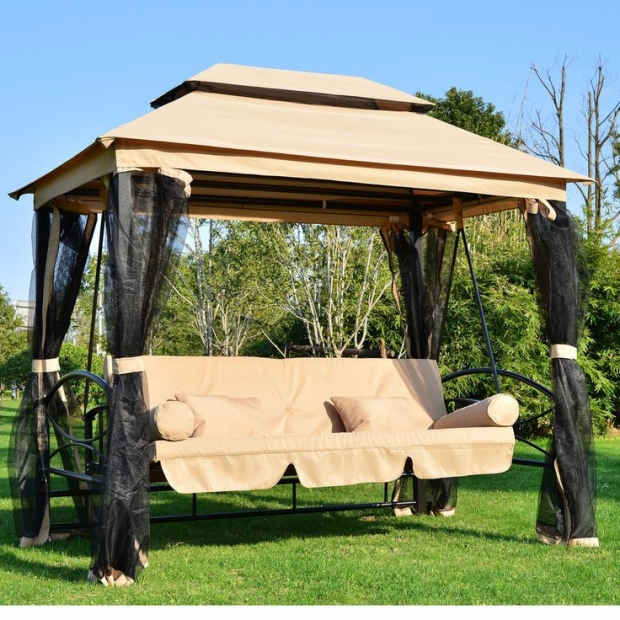 Patio Hammock Gazebo 5