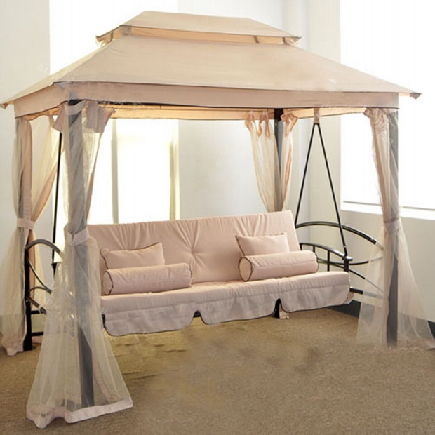 Patio Hammock Gazebo 7