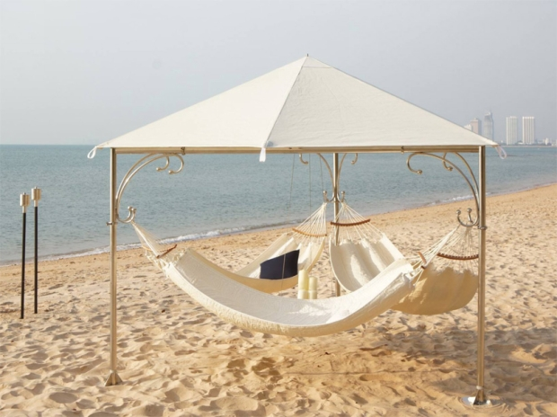 Patio Hammock Gazebo