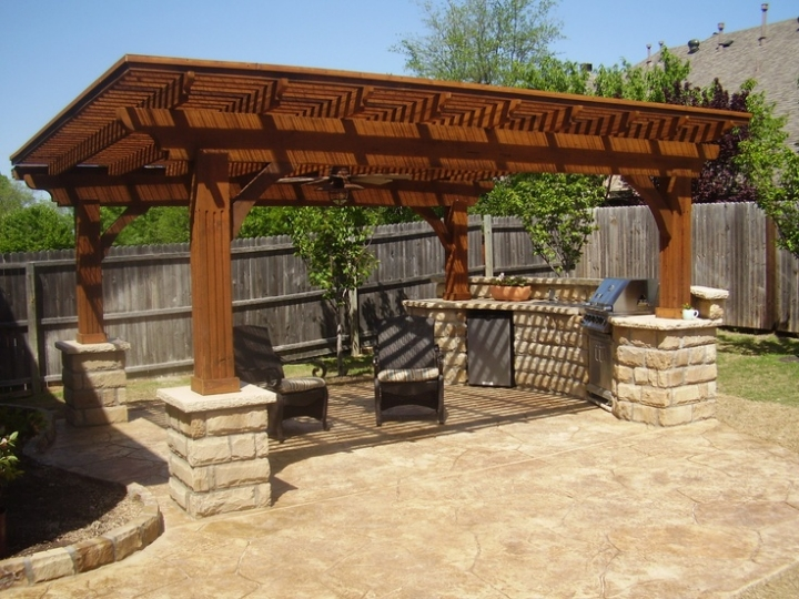 Pergola Accordingly 15