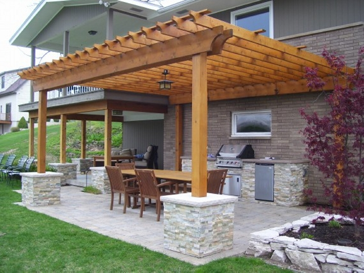 Pergola Accordingly 9