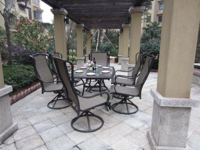 Pergola Outdoor Dining Set 2