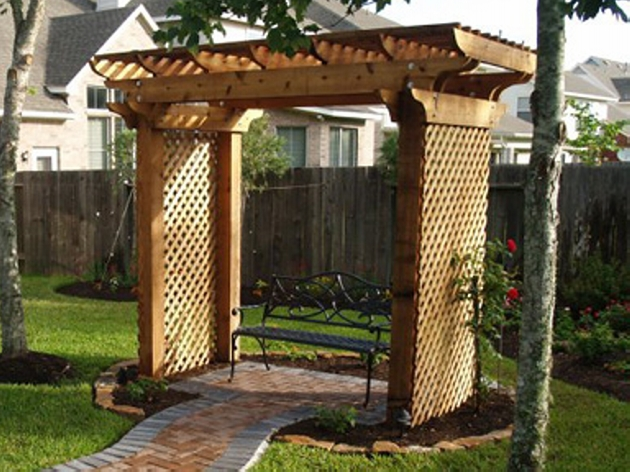 Arbor Design Ideas 1