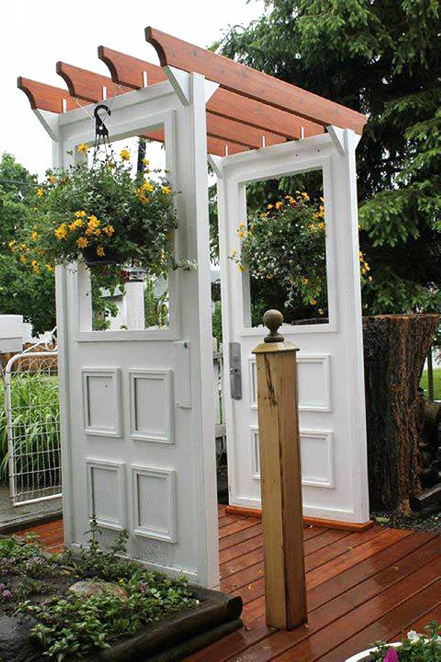 Arbor Design Ideas 12