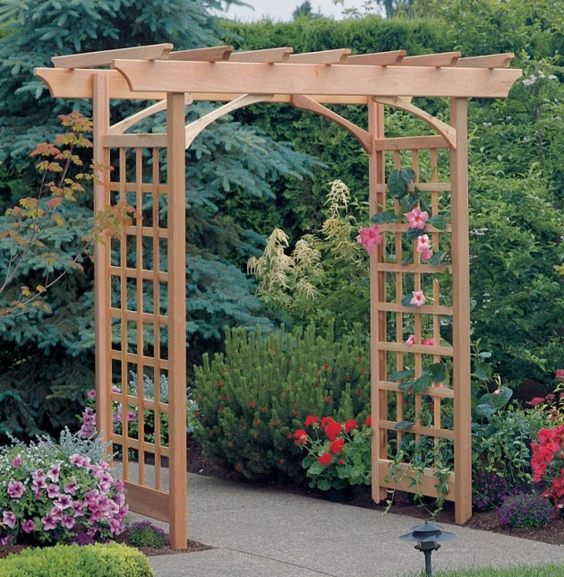 Arbor Design Ideas 2