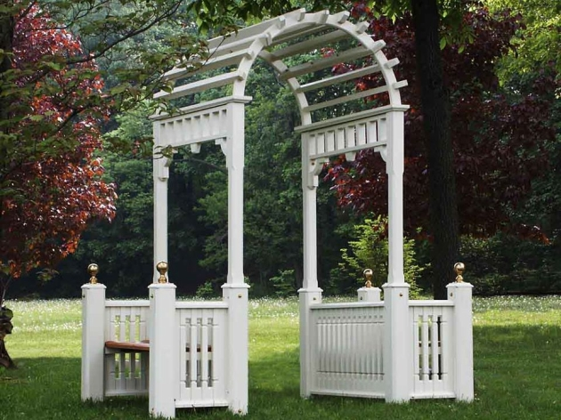 Arbor Design Ideas 9