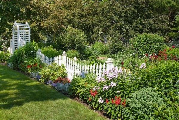 Arbor Landscaping Ideas 11