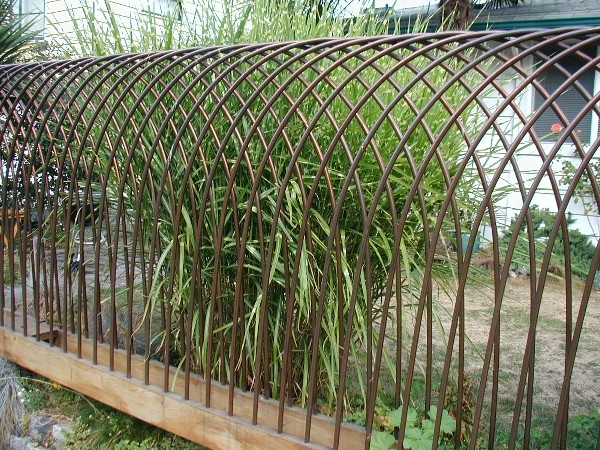 Copper Trellises Ideas 11