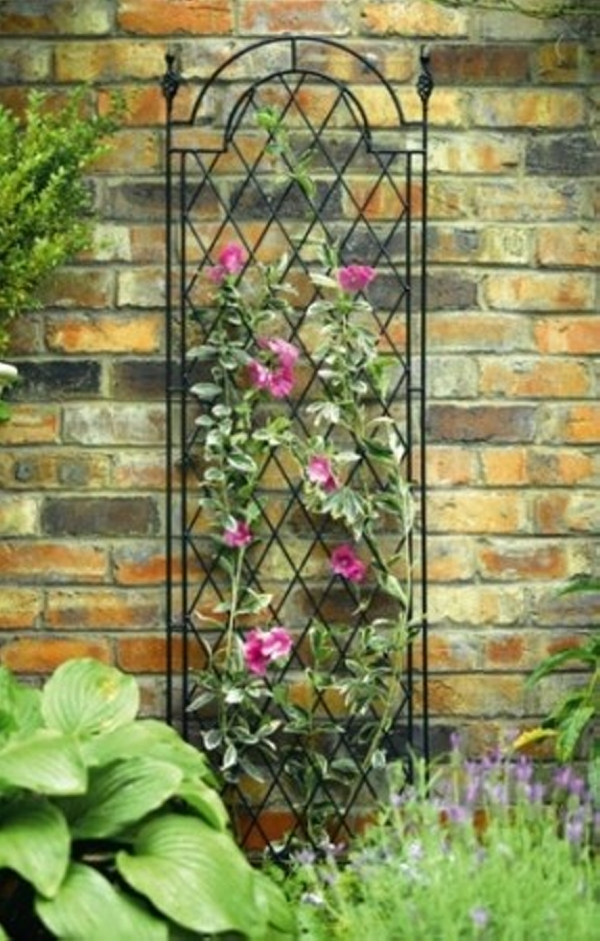 Copper Trellises Ideas 14