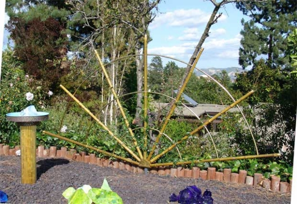 Copper Trellises Ideas 17
