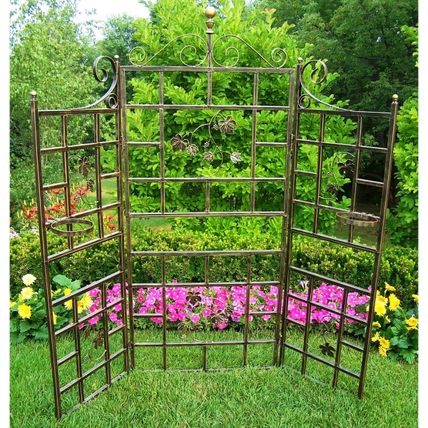 Copper Trellises Ideas 7