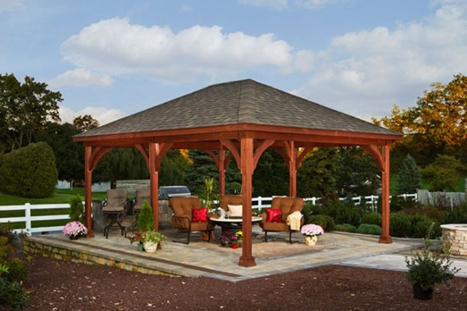 Extraordinary Gazebo 1