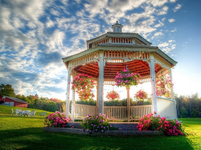 Extraordinary Gazebo 11