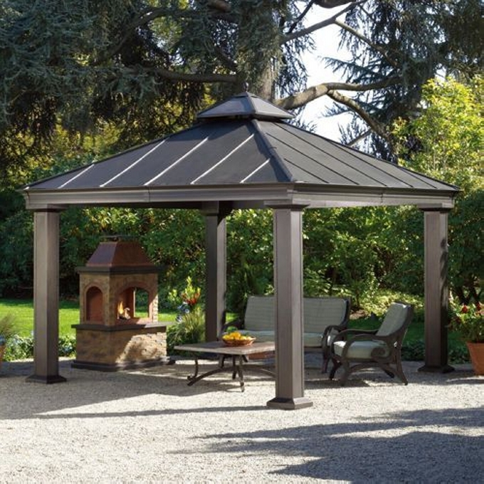 Extraordinary Gazebo 4